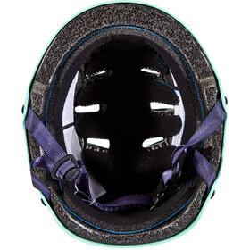 TSG Evolution Solid Color Helm Damen satin mint